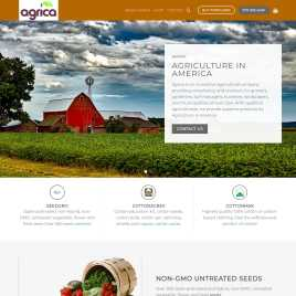 agrica.co preview