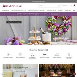 balsam hill coupon code 2020
